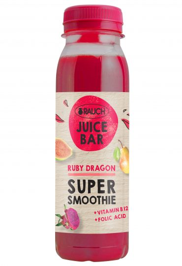 Rauch Juice Bar Supersmoothie Ruby Dragon 250 ml